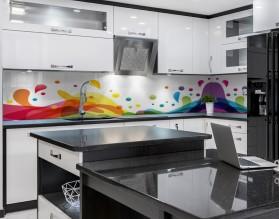 COLOURS - panel szklany kuchenny