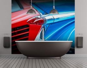 CADILLAC - szklany dekor do łazienki