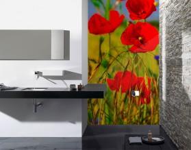 MAKI - panel szklany do łazienki