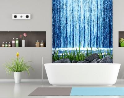 WODOSPAD ZEN - panel szklany do łazienki