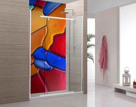 WITRAŻ - panel szklany do łazienki