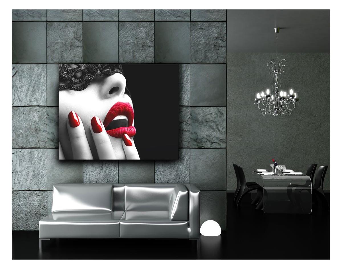 Obrazy na szkle i płótnie do Salonu