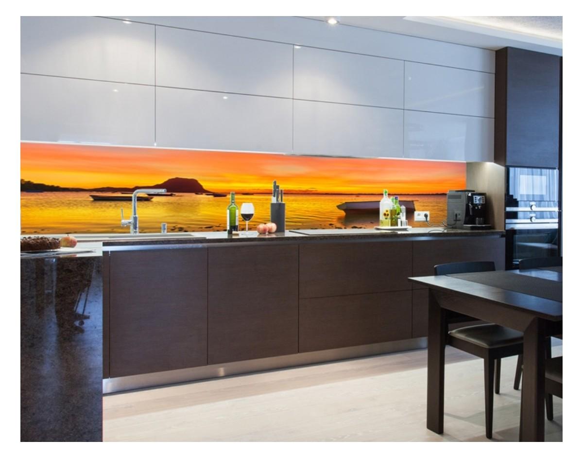 nadmorski zach d s o ca panel szklany hartowany do kuchni na wymiar dekoracje cienne sklep. Black Bedroom Furniture Sets. Home Design Ideas