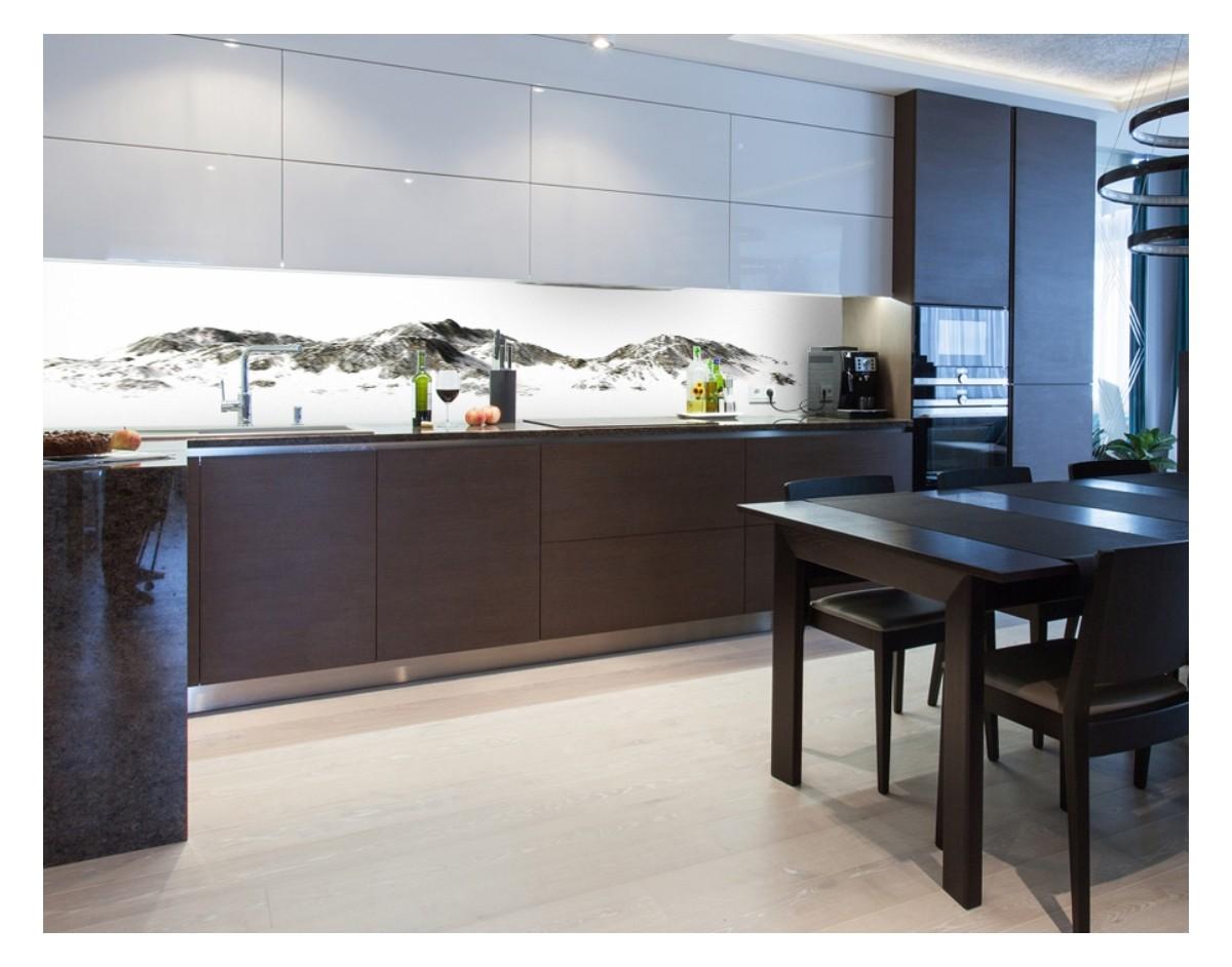 za nie one g ry panel szklany hartowany do kuchni na wymiar artyku y do dekoracji wn trz. Black Bedroom Furniture Sets. Home Design Ideas