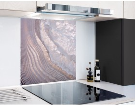 LEKKOŚĆ AGATU - hartowany panel szklany