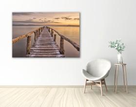 Most - obraz na płótnie