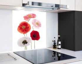 MALOWANE MAKI - hartowany panel szklany