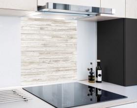 DESKA BIELONA - hartowany panel szklany