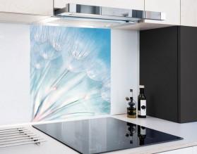ŚNIEŻNY DMUCHAWIEC - panel szklany
