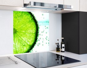 LIMONKA - hartowany panel szklany