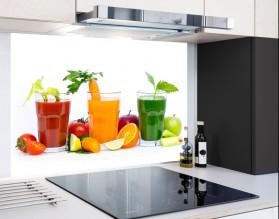 KOKTAJLE ENERGETYCZNE - hartowany panel szklany