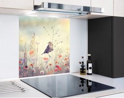 IDYLLA - hartowany panel szklany