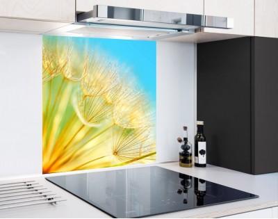 SŁONECZNY DMUCHAWIEC - panel szklany
