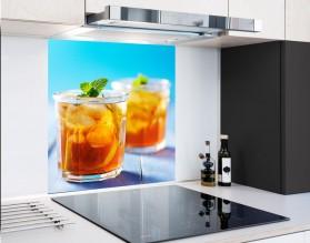 MROŻONA HERBATA - hartowany panel szklany