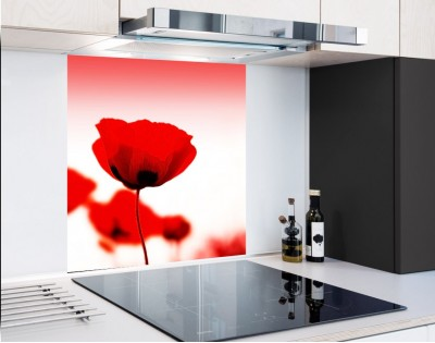 POLNE MAKI - panel szklany