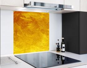 ZŁOTO - hartowany panel szklany