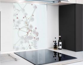 WIOSENNA BIEL - panel szklany - grafika