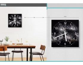 DMUCHAWCE - zegar szklany