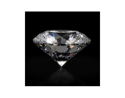 DIAMENT - płytka szklana