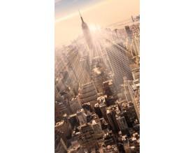 NEW YORK CITY W SŁOŃCU - obraz na płótnie - grafika
