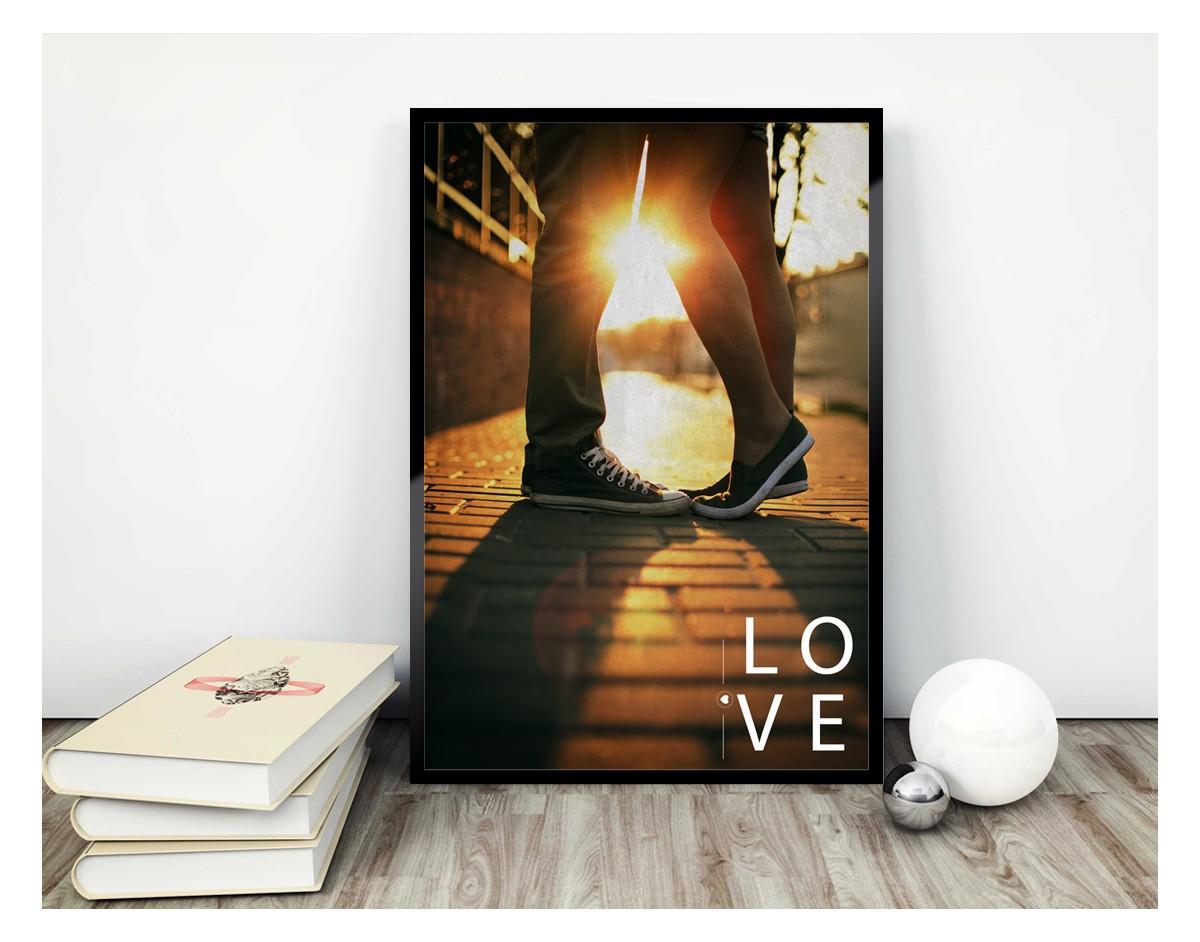 Plakaty ścienne - motyw Miłosny