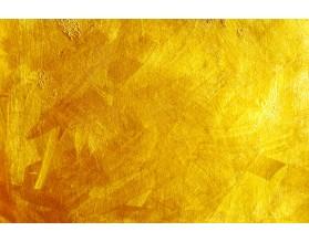 ZŁOTO - panel szklany - grafika