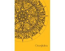 GOOSFRABA - designerski plakat w ramie - grafika