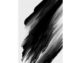 WETBLACK - nowoczesny plakat w ramie - grafika